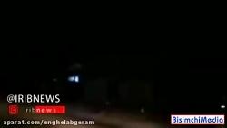 ورود نیروهای ارتش سوری...