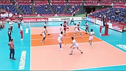 خلاصه والیبال ایران - ل...
