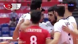 خلاصه والیبال لهستان 3 -...