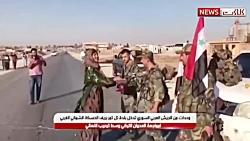 استقبال از ارتش سوریه د...