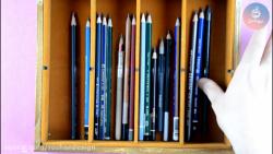 راهنمای انتخاب مداد من...