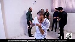حسن ریوندی - چالش جدید عطسه - شوخی با دوستان