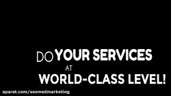 خدمات بازاریابی و گردش...