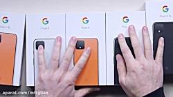 جعبه گشایی گوشی Google Pixel ...