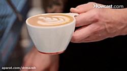 چگونه یک کافه موکا Caffè m...