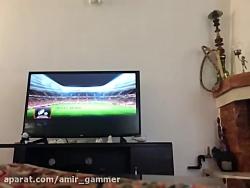 بازى ايران ارژانتين 1-0 ...
