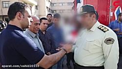 دزدان تهرانی به محل سرقت بازگشتند ! / پلیس هم شوکه شد + فیلم گفتگو