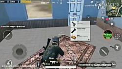 گیم پلی بازی pubg mobile