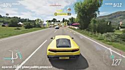 گیم پلی عالی از Forza Horizon ...