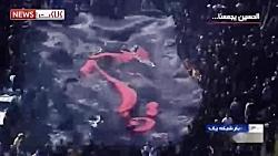 حال و هوای جاماندگان کربلا در اربعین