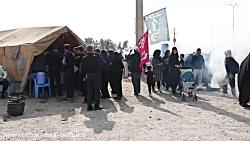 پیاده روی جاماندگان اربعین حسینی در اراک