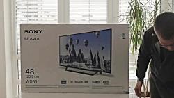 تلویزیون سونی W650D