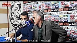 محمد احمدزاده برای همیشه از دنیای فوتبال خداحافظی کرد