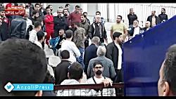 حاشیه نگاری دیدار : ملوان انزلی - استقلال خوزستان