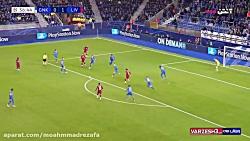 خلاصه بازی خنک 1 - لیورپول 4 (لیگ قهرمانان اروپا)