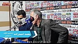 دلیل کنار گذاشته شدن رضا درویشی از اردوی ملوان