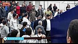 نگرانی هواداران ملوان از شرایط این تیم در لیگ یک