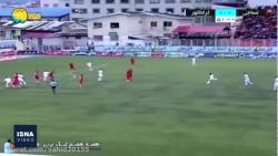 گل های هفته هفتم لیگ برتر فوتبال
