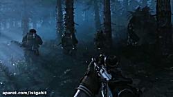 گیم پلی 20 دقیقه ای بازی Call of Duty Modern Warfare