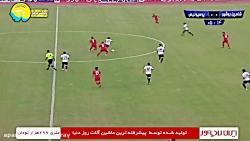 خلاصه بازی شاهین بوشهر 0 - 5 پرسپولیس