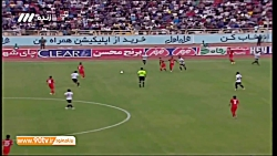 خلاصه لیگ برتر ایران: ش...