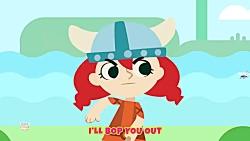 انیمیشن آموزشی شاد کودکانه زبان انگلیسی - I'm A Little Teapot Cartoon Songs