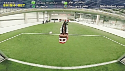 FC Bayern x freekickerz  Crazy Challenge feat Coman Martinez  Davies 1