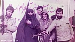آنونس فیلم مستند «مادر جبهه ها»