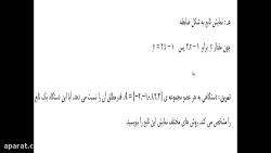 آموزش ریاضی قسمت  پانزدهم   تابع