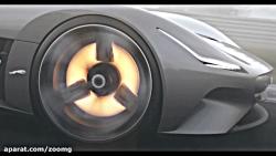 تریلر معرفی خودرو Jaguar VGT Coupe برای Gran Turismo Sport