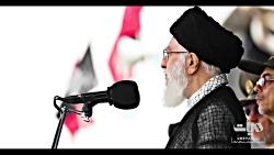 نماهنگ دوران فتح - حضور امام خامنه ای در دانشگاه افسری امام حسین علیه السلام