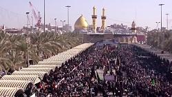 سلام من به حسین و به کربلای حسین-شب جمعه شب زیارتی امام حسین ع-حاج محمود کریمی