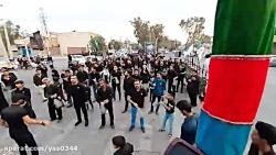 حجت الاسلام حاج منصور جرجندی در اربعین۹۸هیئت عزاداران حسینی بروات