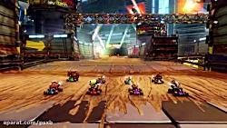 بازی پلی استیشن 4- Crash Nitro-Fuleled