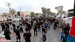 شعرخوانی علی اسماعیلی نسب در اربعین۹۸ هیئت عزاداران حسینی بروات