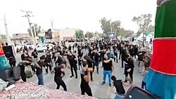 علی اسماعیلی نسب در اربعین ۹۸هیئت عزاداران حسینی بروات بم