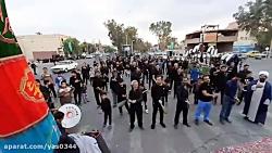کربلایی رضا بنی اسدی در اولین جلسه ساعات اربعین۹۸