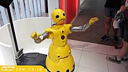 ربات Wakamaru: ربات هنرپیشه هوشمند (ژاپن)