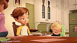 انیمیشن بچه رِئیس The Boss Baby 2018 فصل 2 قسمت 6 دوبله فارسی