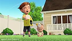 انیمیشن بچه رِئیس The Boss Baby 2018 فصل 2 قسمت 9 دوبله فارسی