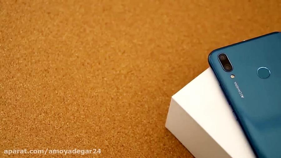 معرفی و جعبه گشایی گوشی موبایل Huawei Y9 2019