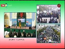 سخنرانی سرلشکر صفوی در حرم مطهر حضرت ثامن الحجج (ع)