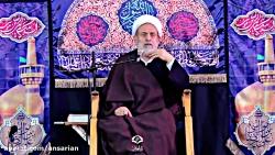 بوی حسین(ع)میاد... - استاد حسین انصاریان