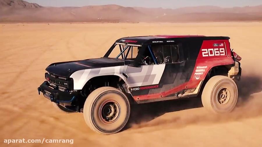 نگاهی به Ford Bronco R prototype مدل 2021 مدل مفهومی جدید فورد
