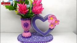 آموزش درست کردن گلدان ب...