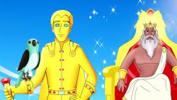 کارتون قصه شاهزاده خوشحال - قصه های کودکانه - داستان های فارسی جدید