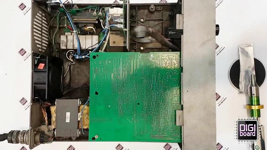 تعمیر دستگاه اتوی التراسونیک برانسون BRANSON