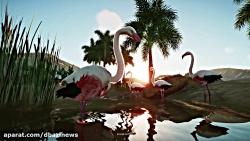 تریلر هنگام عرضه بازی Planet Zoo - دنیای بازی
