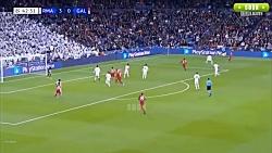 خلاصه بازی رئال مادرید 6-0 گالاتاسرای