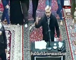 حسین فخری، باوفا خواهرم الوداع الوداع